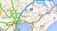 私用で年に二回ほど茨城県鉾田市に行く用事がありますが、都合によって私用車を替えたことで カーナビが無くなりました。iOS6の時にカーナビかわりにAppleのマップを使ったところ、 誤表示、誤行き先指示で家族と一緒に行った […]
