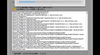 つい先日までちゃんと動いていたAppleScriptが誤動作をし始めました。構文を見ると それほどおかしいところは無いので、アクセス権の修復をOnyXでしました。 フリーで各種バージョンがありますので、MacOS 10. […]