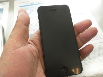 iPhone液晶保護シート