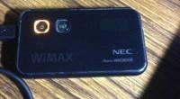 出先でインターネット環境に接続しなければならない環境が必要になりましたので、 知人が使っている無線ポケットルーター NEC製AtermWM3800Rを購入しました。 ネット上でさがした中古品で、例によって「ポチっ」のAm […]