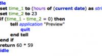 古いマックを修理して(ハードディスクの交換)24節気カレンダーにすることは成功したのですが、 再起動の時間になっても、再起動しません。 どうやらプレビューアプリが再起動の邪魔をしているようです。 そこで、①時間ごとに現在 […]